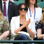 Meghan Markle Makes Another Surprise Post-Baby Cameo to Cheer on Serena Williams