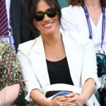 Meghan Markle Paid Tribute to Baby Archie in the Sweetest Way with Her Wimbledon Outfit