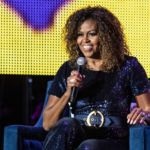 Michelle Obama Wore Her Natural Hair Again & the Internet Is in Love
