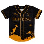 African Streetwear Brand MIZIZI Drops a Collaborative Baseball Jersey To Celebrate 'The Lion King' Remake