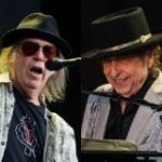 Watch Bob Dylan & Neil Young Perform Together For The First Time In 25 Years