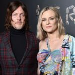 Norman Reedus Shared a Rare Photo of His Daughter for Diane Kruger's Birthday & She's So Cute