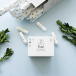 This brand makes everything you need for your period, from organic pads to acne patches