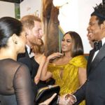 The Parenting Advice Jay-Z Gave Prince Harry and Meghan Markle at The Lion King Premiere