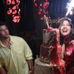 Lady in Red: See Inside Priyanka Chopra's Glamorous 37th Birthday Party