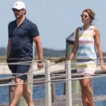 Chris Pratt and Katherine Schwarzenegger Soak Up the Sun While on Vacation With Family