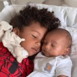 """Kim Kardashian Says Fans """"Have No Idea How Sweet"""" Brothers Psalm West and Saint West Are"""