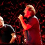 """Watch Eddie Vedder Join The Who For """"The Punk And The Godfather"""" At Wembley"""