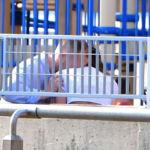 Irina Shayk Cozies Up To Mystery Man 5 Weeks After Bradley Cooper Split — See Pics