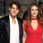 Elizabeth Hurley's Son Damian, 17, Makes Modeling Debut & Looks Exactly As Gorgeous As His Mom