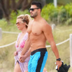 Britney Spears Pulls Off Adorable Dance Moves In A Bikini With Her BF Sam Asghari — Watch