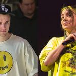 Justin Bieber Joins His Super Fan Billie Eilish For Epic Remix Of 'Bad Guy' & Fans Are Losing It — Listen