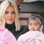 Khloe Kardashian Reveals She & Daughter True, 14 Mos., Talk To Her Late Dad Robert 'Every Night'