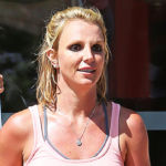 Britney Spears Looks Fit & Happy While Showing Off Toned Abs During Workout – Watch