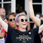 Megan Rapinoe Drops F-Bomb On Live TV During World Cup Victory Celebration In NYC