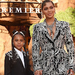 Blue Ivy Wears Red Hair For Beyonce Spirit Music Video – Refinery29