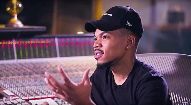 Chance The Rapper Thinks 'Acid Rap' Was The Best Album Of