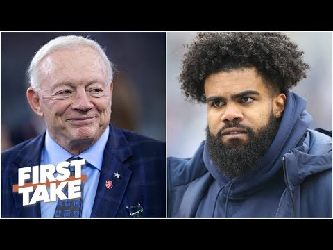 Cowboys should trade Zeke if they don't pay him – Max