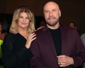 John Travolta Calls Look Who S Talking Costar Kirstie Alley His Soul Mate E Radio Usa