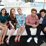 The Riverdale Cast 'Freaked Out' Over Lili And Cole's Cover Story