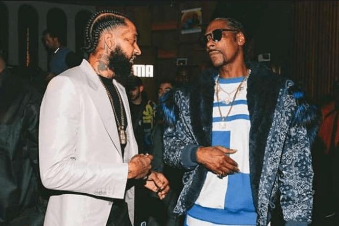 "Snoop Dogg Compares Nipsey Hussle to Tupac Shakur: ""I Think"