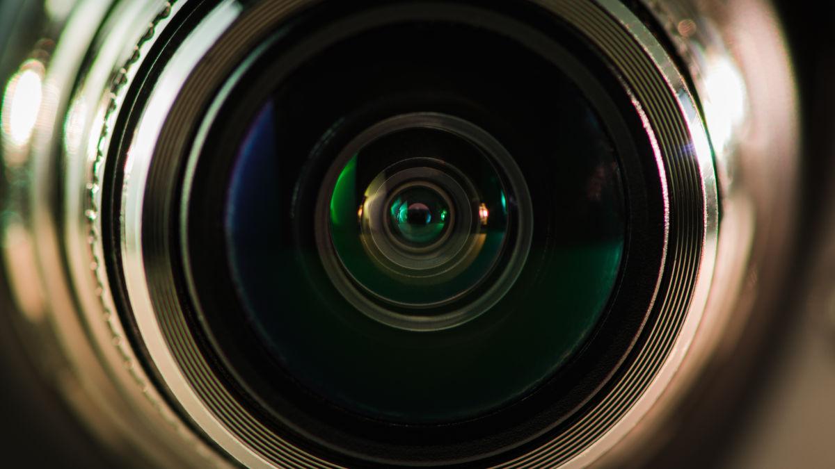 Hidden Camera Watching Porn