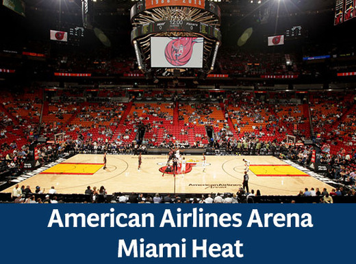 American Airlines Arena  Miami Heat