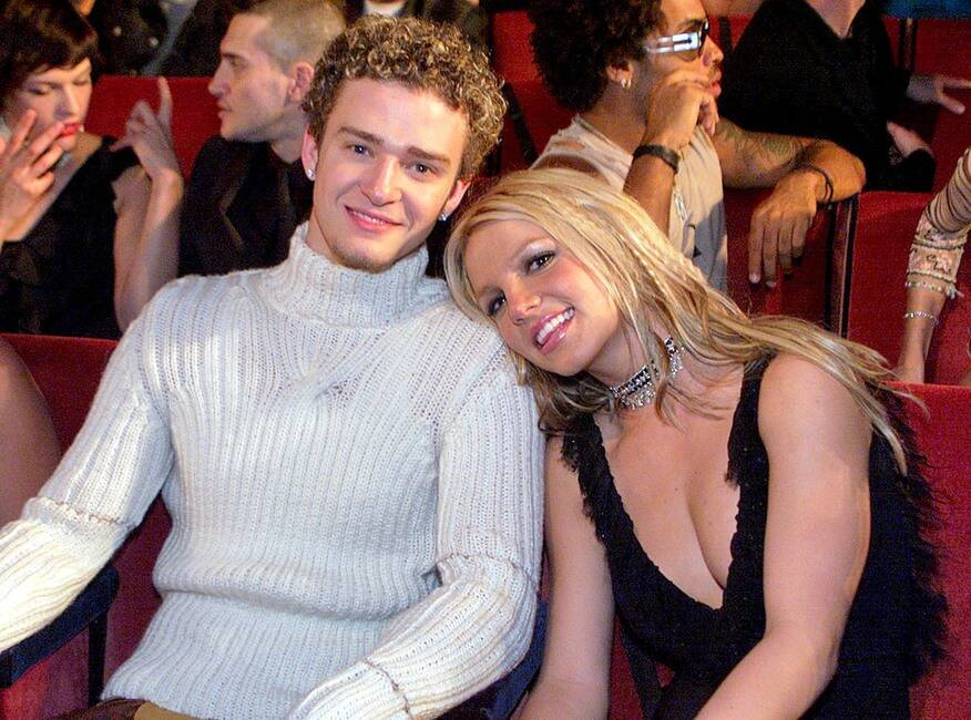 Why Britney Spears And Justin Timberlake Can T Say Bye Bye Bye To Their Iconic Denim Look E Radio Usa