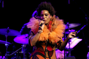 Macy Gray13th Annual MusiCares MAP Fund Benefit Concert, Show, New York, USA - 26 Jun 2017
