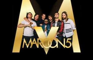 Maroon 5's New Year's Eve show