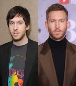 Calvin Harris transformation
