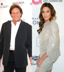 Caitlyn Jenner transformation