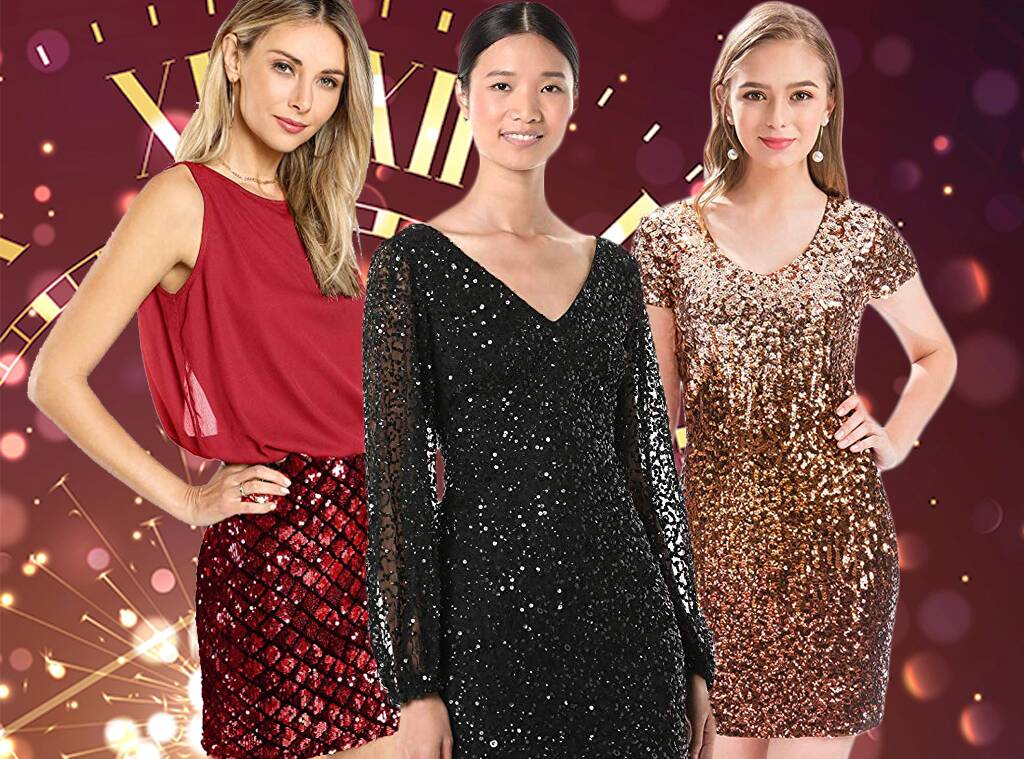 These 9 New Year S Eve Dresses Jumpsuits Are Top Rated On