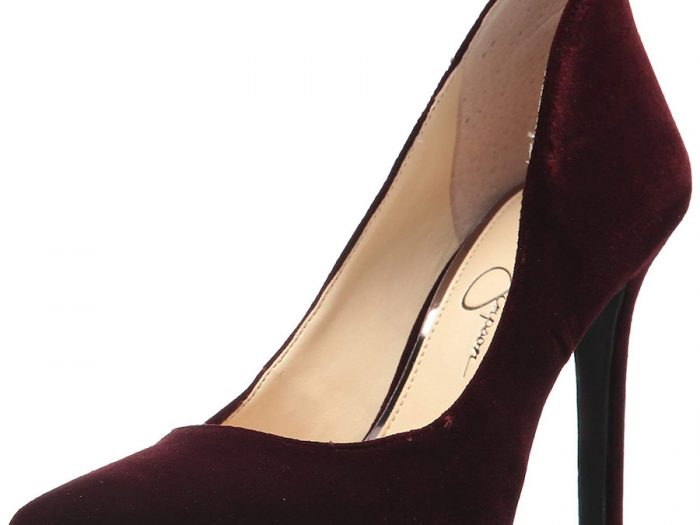 Meghan Markle Velvet Pumps