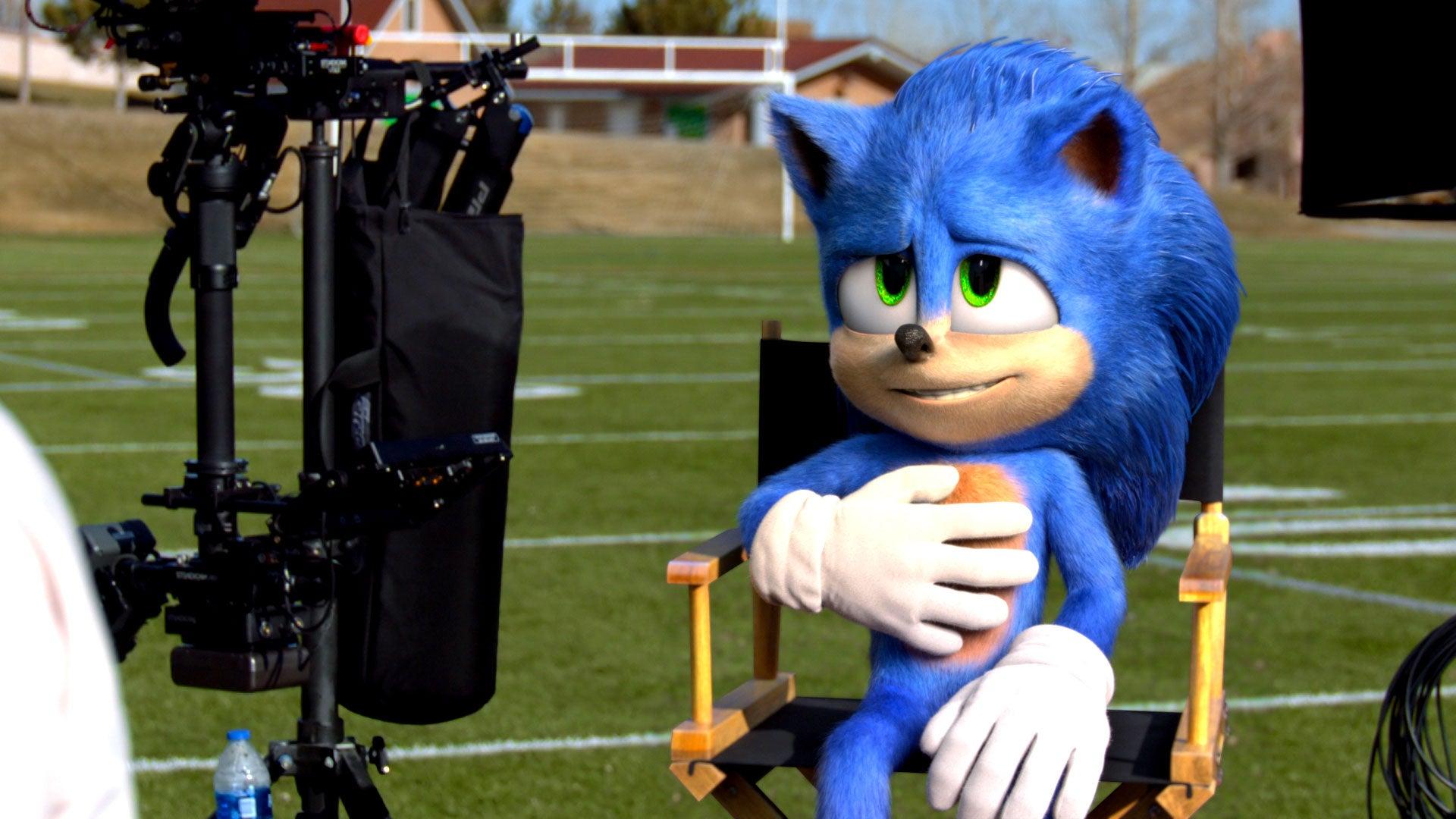 Sonic The Hedgehog Pre Superbowl Spot E Radio Usa
