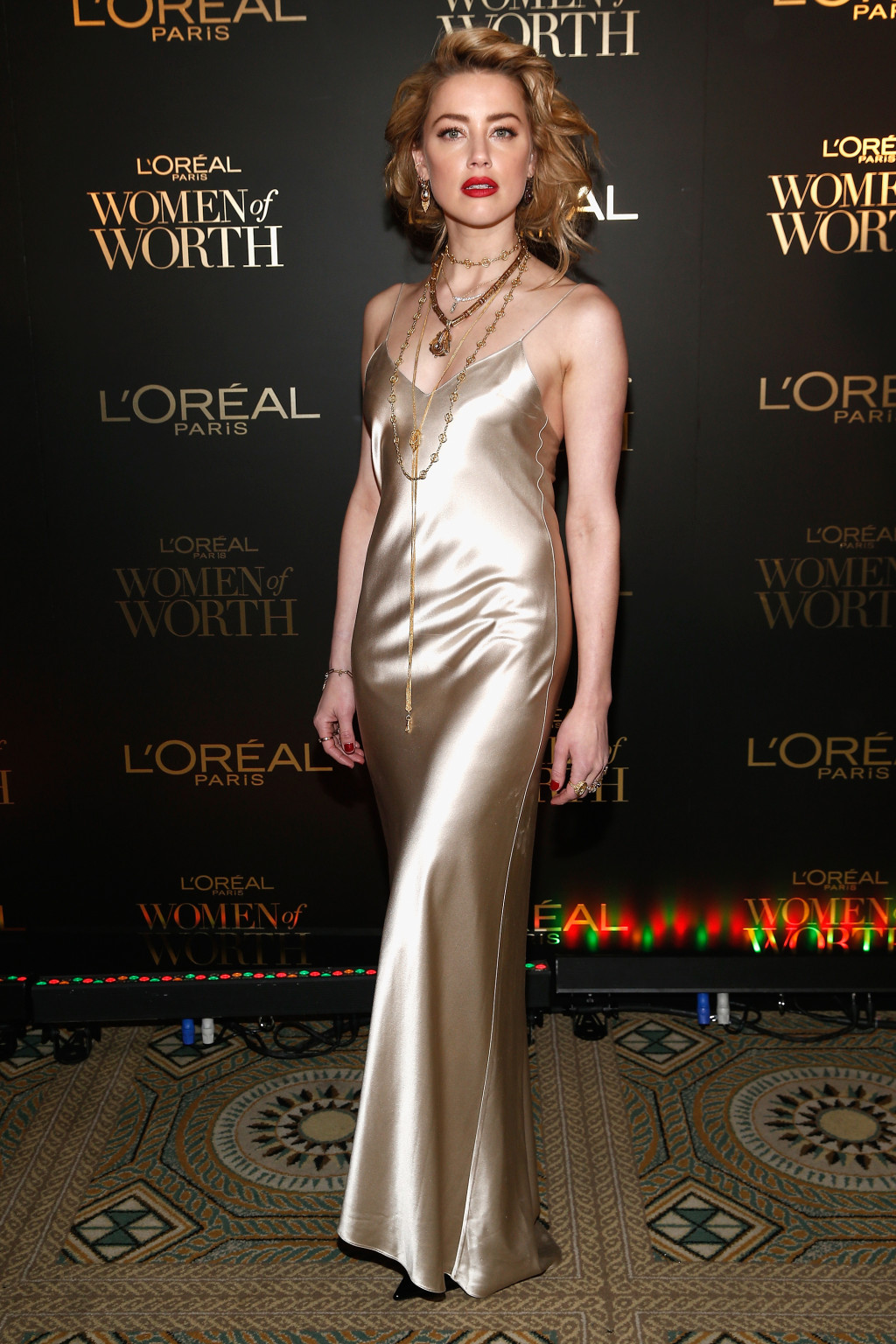 L'Oréal Paris Women of Worth Celebration 201