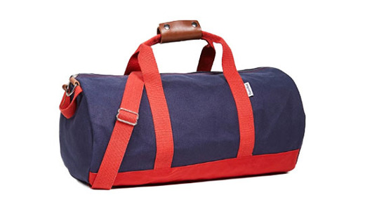 Owen & Fred Men's Work Hard, Play Hard Duffel