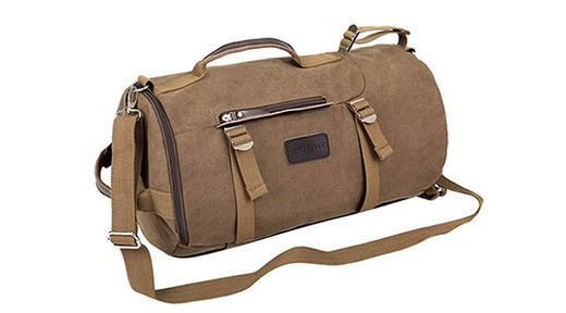 Eshow Retro Canvas Sports Bag
