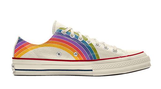 Converse Custom Sneakers