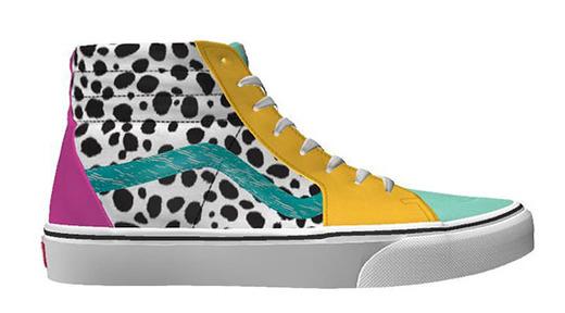 Vans Custom Sneakers