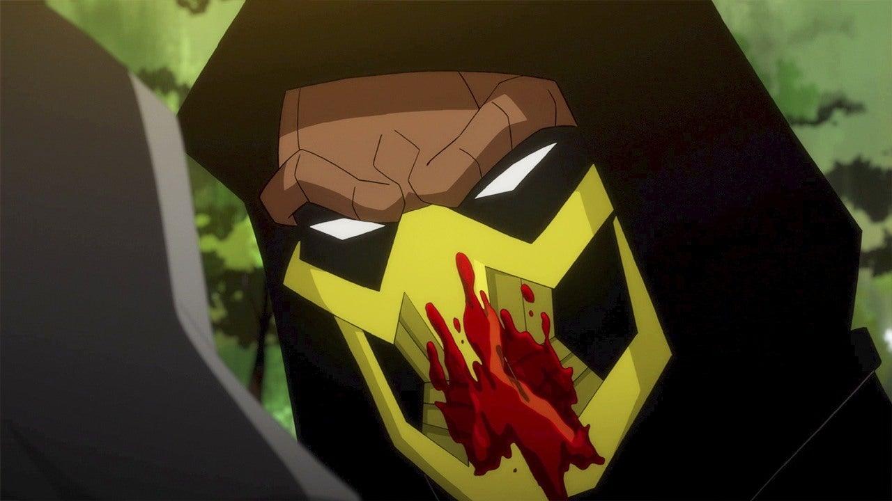Mortal Kombat Legends Scorpion S Revenge Exclusive Every Last