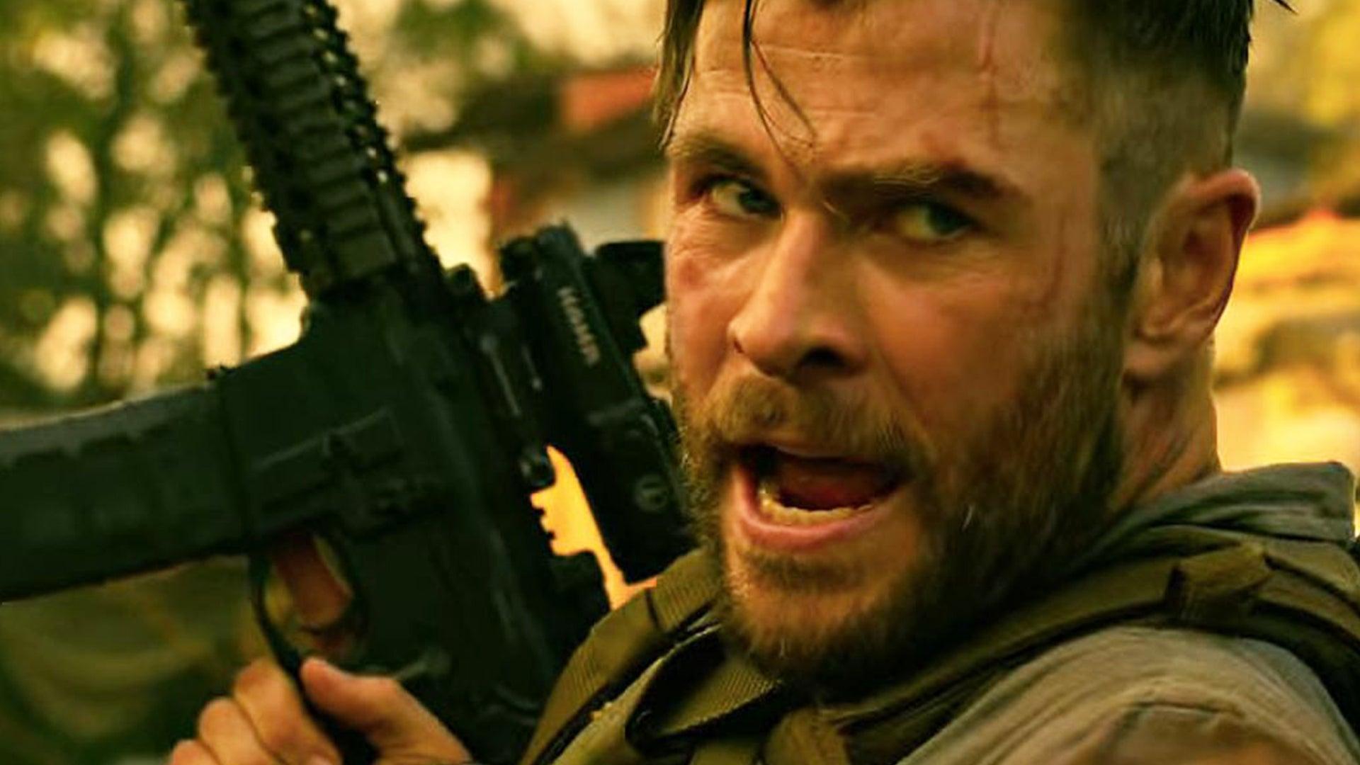 Extraction Full One Shot Scene Breakdown W Chris Hemsworth Joe Russo And Director E Radio Usa