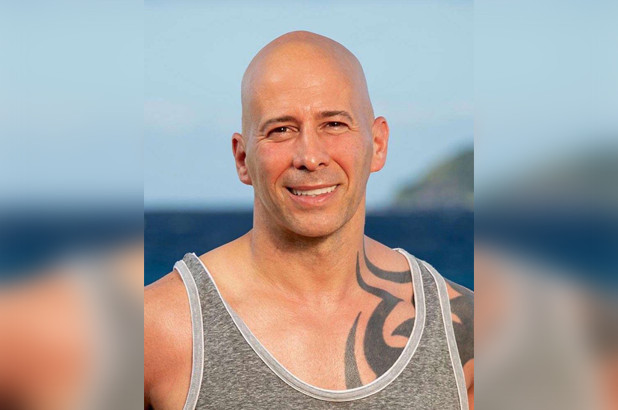 Tony Vlachos, 46, bested five challengers --  including two from New Jersey,  Michele Fitzgerald, 29, of Freehold and Natalie Anderson, 34, of Edgewater -- in Wednesday's episode of Survivor: Winners at War.
