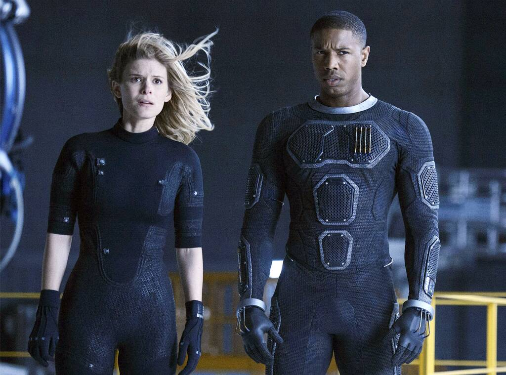 Kate Mara, Michael B. Jordan, Fantastic Four