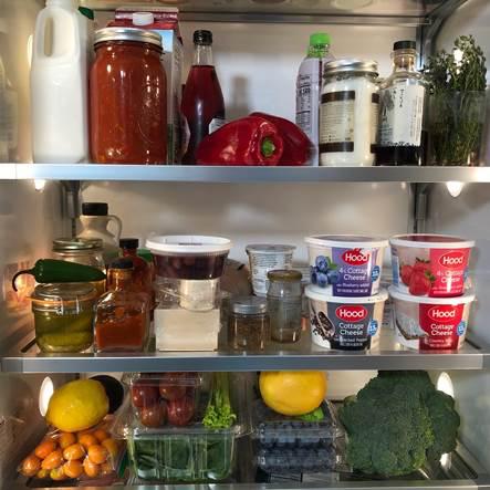 alex guarnaschelli fridge
