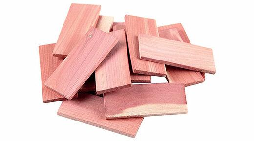 Cedar Space Cedar Blocks for Closet Storage