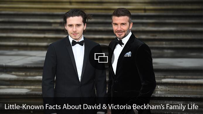 David Beckham, Brooklyn Beckham