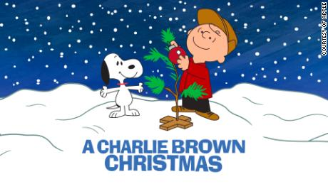 Charlie Brown and the Peanuts gang can help to get you in the holiday spirit.