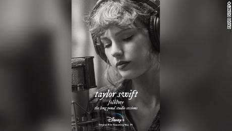 """Taylor Swift shares the stories behind her latest album in """"Folklore: The Long Pond Studio Sessions."""""""