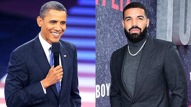 Barack Obama & Drake